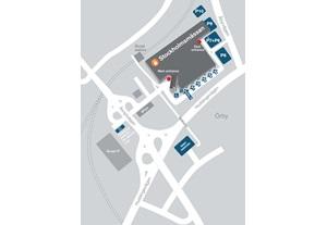 Karta Parkeringstaxa Stockholm.Information For Dig Som Ska Besoka Stockholmsmassan